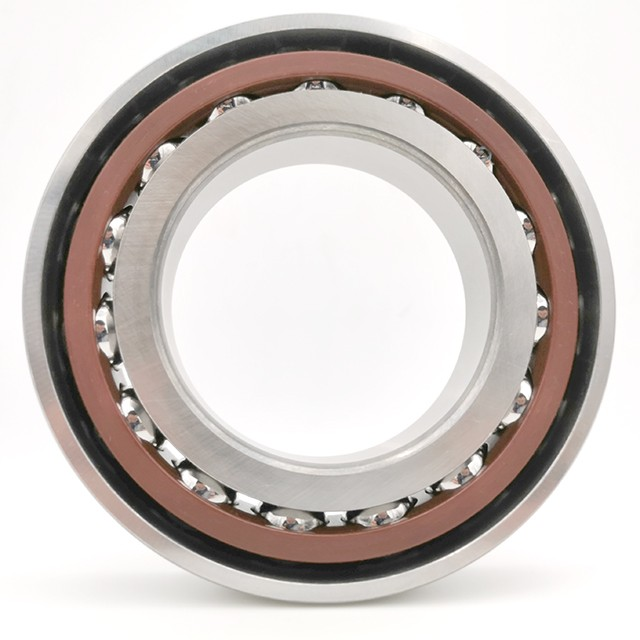 D33 Thrust Ball Bearing / Axial Deep Groove Ball Bearing 63.5x100.813x20.65mm