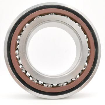 5208ZZ Angular Contact Ball Bearing 40x80x30.163mm