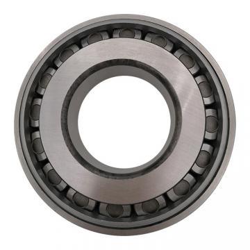 5309-2RS High Speed Double Row Angular Contact Ball Bearings 45x100x39.7mm