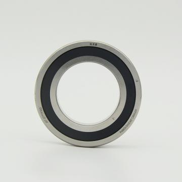 5316-2RS High Speed Double Row Angular Contact Ball Bearings 80x170x68.3mm