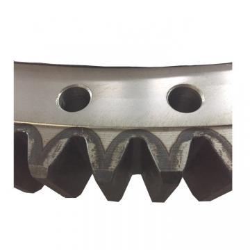 JU110XP0 279.4*298.45*12.7mm Thin Section Ball Bearing Harmonic Drive Actuator