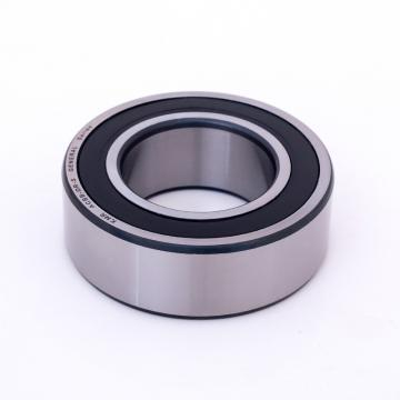 5307-2RS High Speed Double Row Angular Contact Ball Bearings 35x80x34.9mm