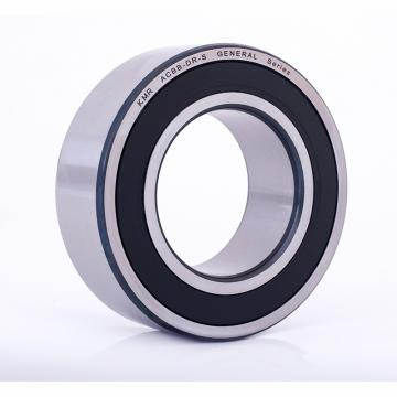 5316ZZ High Speed Double Row Angular Contact Ball Bearings 80*170*68.3mm