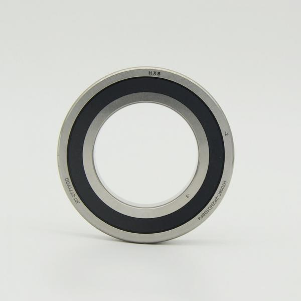 5306ZZ Angular Contact Ball Bearing 30x72x30.16mm #2 image