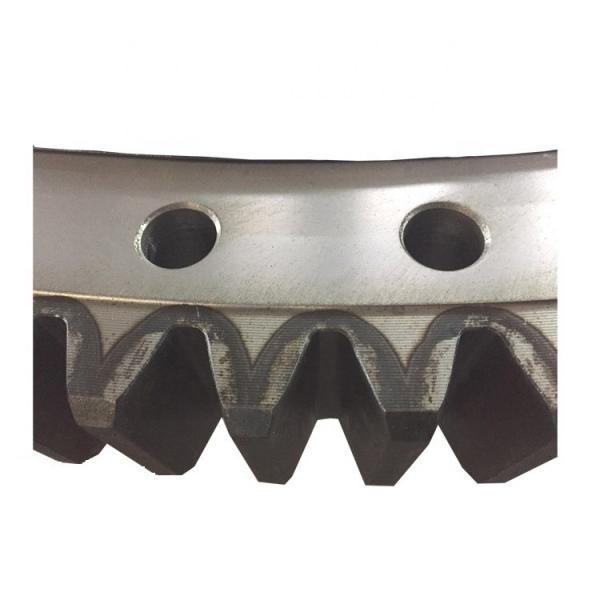 JU110XP0 279.4*298.45*12.7mm Thin Section Ball Bearing Harmonic Drive Actuator #2 image